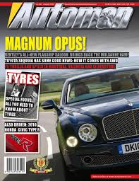 restricted version mulsanne and all august 2010 by automan magazine issuu