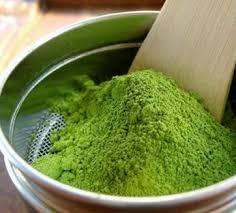 Teh Hijau Serbuk alam semula jadi matcha serbuk teh hijau pengetahuan shaanxi
