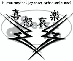 tattoo art kanji tattoo human emotions