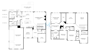 Barrington Floor Plan by Legacy Of Barrington Subdivision In Barrington Illinois Homes