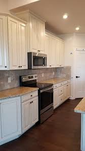 what color cabinets match black stainless steel appliances mixing a slate refrigerator with stainless steel stove