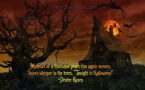 halloween wallpapers desktop themes