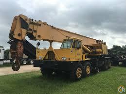 kenworth trucks for sale in houston tx 1978 p u0026h t750 truck crane crane for sale in houston texas on