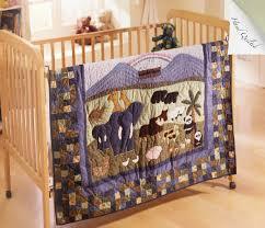 Noah S Ark Crib Bedding Noah S Ark Baby By Donna Sharp Quilts Beddingsuperstore