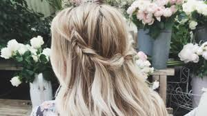 maid of honor hairstyles 19 so pretty bridesmaid hairstyles for any wedding stylecaster