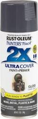 rust oleum gray color paint mscdirect com