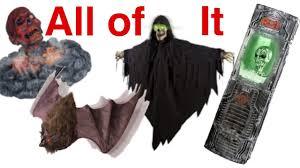 the final spirit halloween 2017 line up youtube