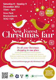 shop local this christmas at new forest and hampshire county show