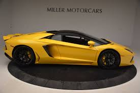 used lamborghini 2015 lamborghini aventador lp 700 4 roadster stock 7284 for sale