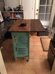 ikea kitchen island hack a small but looking center island another ikea hack all