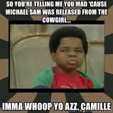 So You Mad Meme - so you re telling me you mad cause michael sam was released from