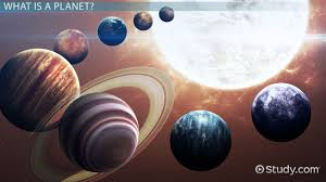 what are planets facts u0026 definition video u0026 lesson transcript