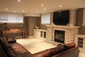 Small Basement Family Room Ideas Basement Recreation Room - Family room in basement