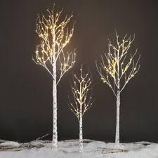 twig tree led u0026 fibre optic twig trees ebay