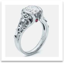 filigree engagement rings filigree engagement rings confluence of ancient and modern