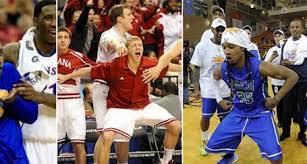 basketball bench celebrations video top 20 college basketball bench celebrations