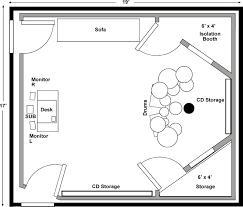 small recording studio floor plan crowdbuild for