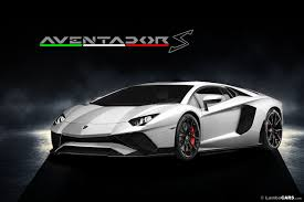 future lamborghini aventador is this how the lamborghini aventador s will look
