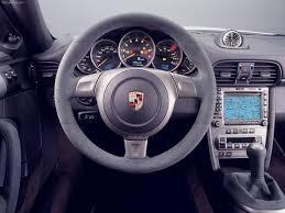 Gt3 Interior 2007 White Porsche 911 Gt3 Wallpapers