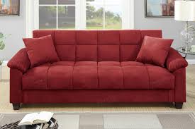 red fabric sofa bed steal a sofa furniture outlet los angeles ca
