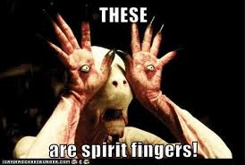 Spirit Fingers Meme - set phasers to lol pans labyrinth sci fi fantasy cheezburger