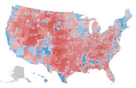 Northeast Usa Map by What This 2012 Map Tells Us About America And The Election The