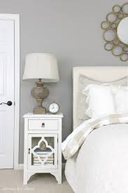 Greige Bedroom My Home U0027s Paint Colors Room By Room Driven By Decor