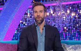 Daily Express News Desk Strictly Come Dancing 2017 Gethin Jones Fails To Impress As Fans