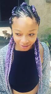 41 cute and chic cornrow braids hairstyles