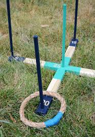 Diy Backyard Games For Adults How To Diy Backyard Ring Toss Game Curbly