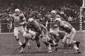 today in pro football history 1962 lions packers only