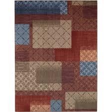 Rv Rugs Walmart by Mainstays Payton Nylon Area Rugs Or Runner Walmart Com