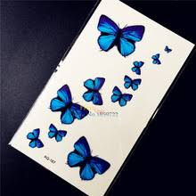 popular purple butterfly tattoos buy cheap purple butterfly