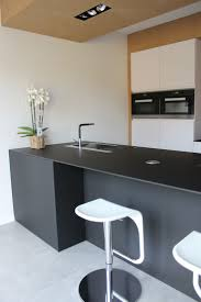 Matte Black Kitchen Cabinets 110 Best Fenix Ntm Applications Images On Pinterest Kitchen