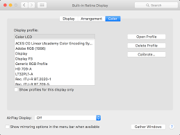 external display issues on your mac try these steps