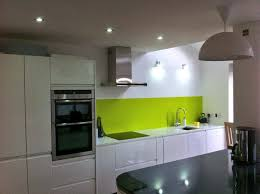 wren living white handleless gloss kitchen with a specialist