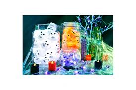 andrew james creepy spider led halloween lights homeware from