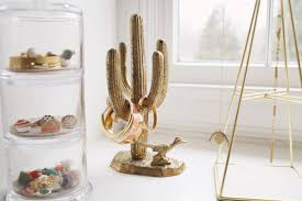 asian cactus ring holder images How to organize and design your closet stylecaster jpg
