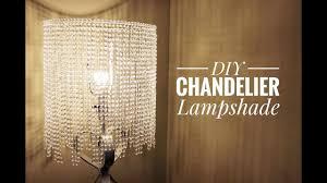 Diy Chandelier L Shades Beautiful L Shades Pixball