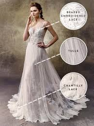 wedding dress fabric bridal fabrics 101 enzoani