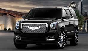 2015 luxury trucks signature rides lexani network grilles