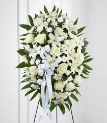 funeral flower etiquette funeral flowers from family