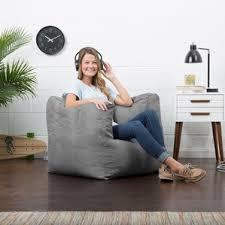 small bean bag chairs wayfair