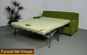 Vintage Mid Century Sofa Vintage Mid Century Modern Kroehler Sleep Or Lounge Sofa Bed