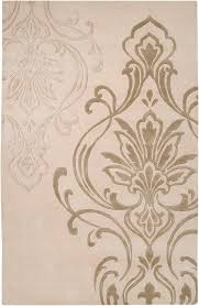 Modern Damask Rug Surya Candice Modern Classics Can 1949 Rugs Rugs Direct