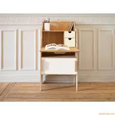 Schreibtisch Mit Schubladen Origami S Sekretär Ethnicraft Aus Holz Mit Türen Und Schubladen