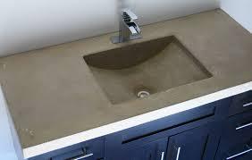 cement bathroom sink