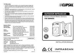 clipsal infrascan wiring diagram efcaviation com