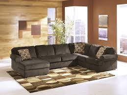Ashley Furniture Microfiber Sectional Amazon Com Left Facing Sofa Sectional By Ashley Furniture