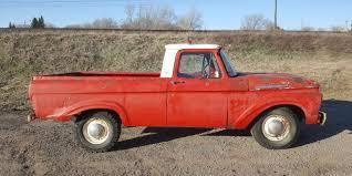 lamborghini pickup truck o can a da 1961 mercury m 100 unibody